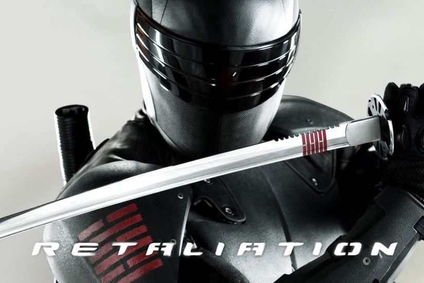 Snake Eyes in GI Joe 2 Retaliation