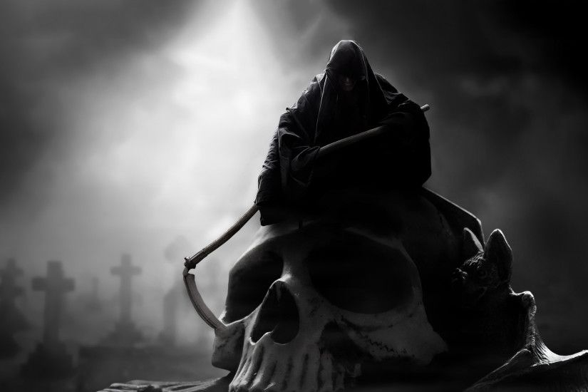 Grim Reaper Wallpaper HD