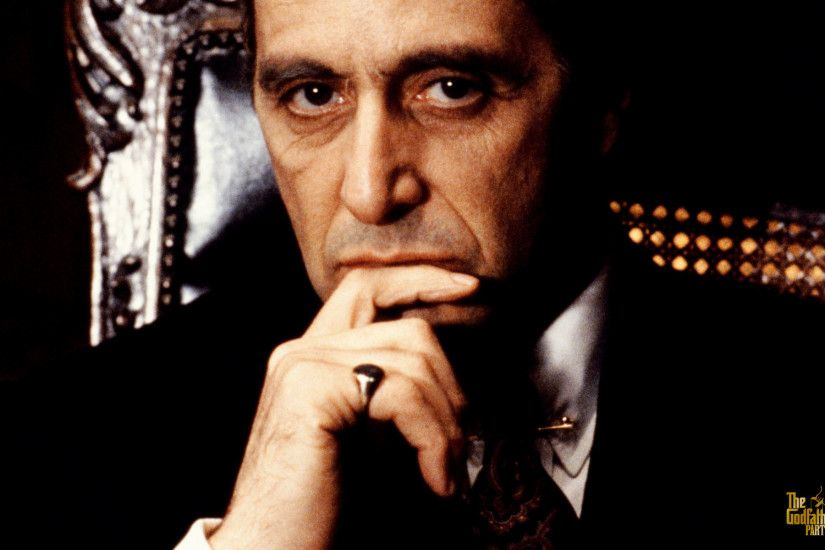 Al Pacino as Michael Corleone | The Godfather | Pinterest
