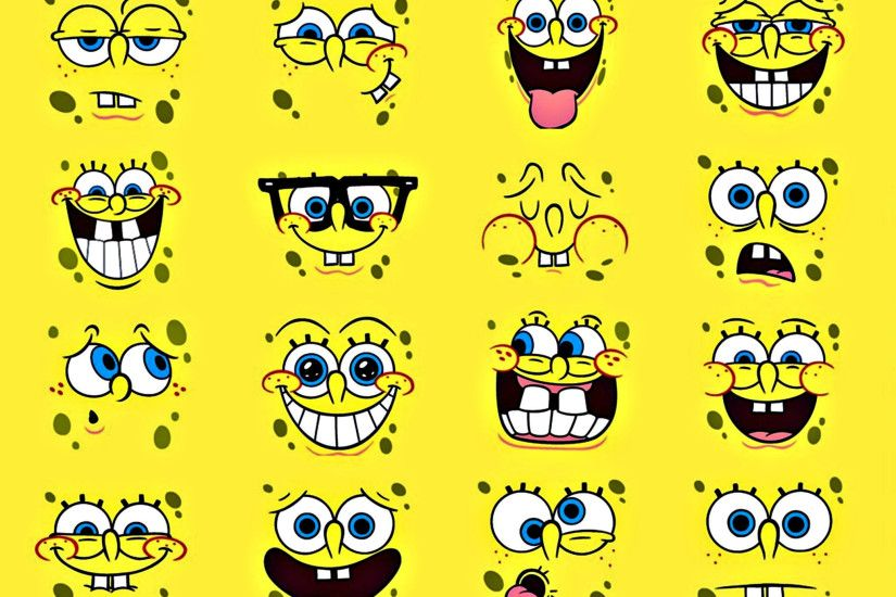 Spongebob Smiley Face Images & Pictures - Becuo