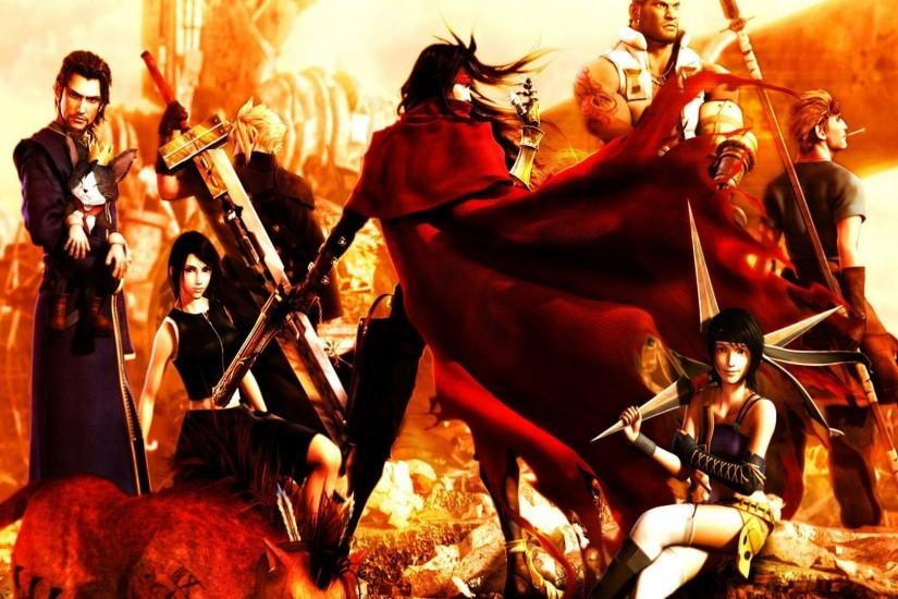 Dirge Of Cerberus Final Dirge Of Cerberus Final Fantasy Vii wallpapers HD  free - 281255
