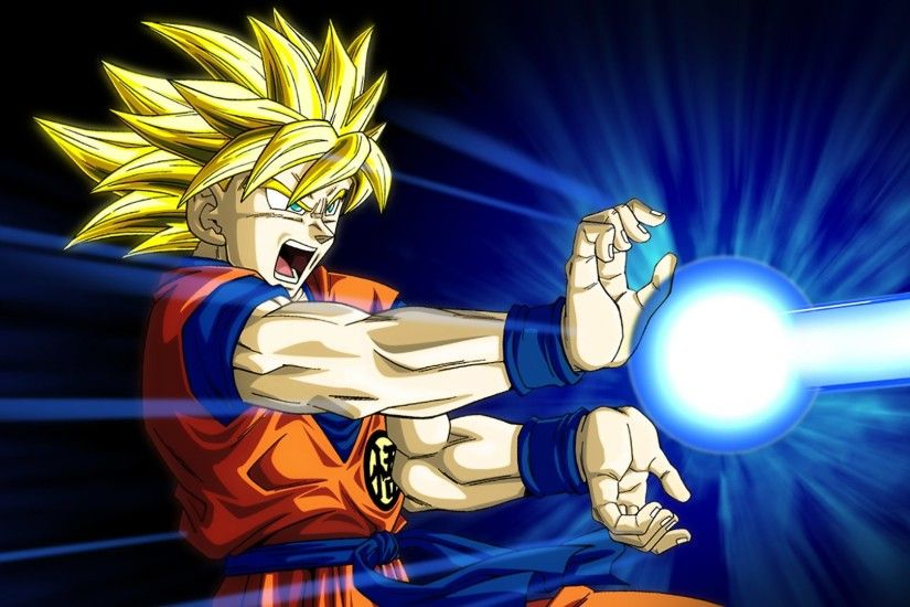 Dragon Ball Z Kamehameha Wallpapers For Iphone
