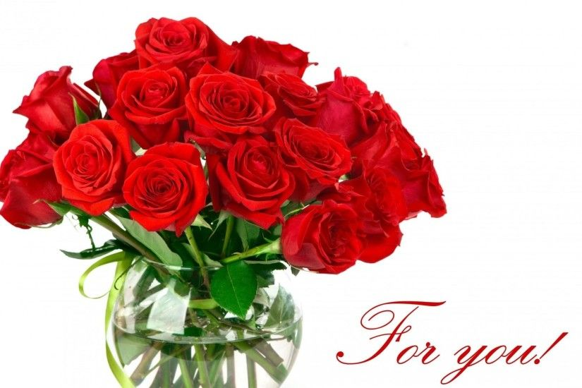 rose bouquet pictures | ... background inscription white red roses bouquet  bright wallpapers image