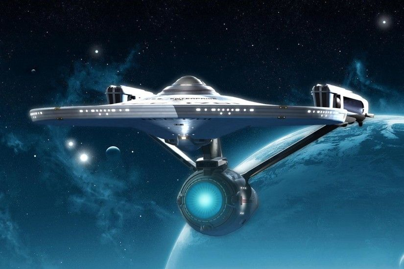 Star Trek Enterprise Wallpaper - Viewing Gallery