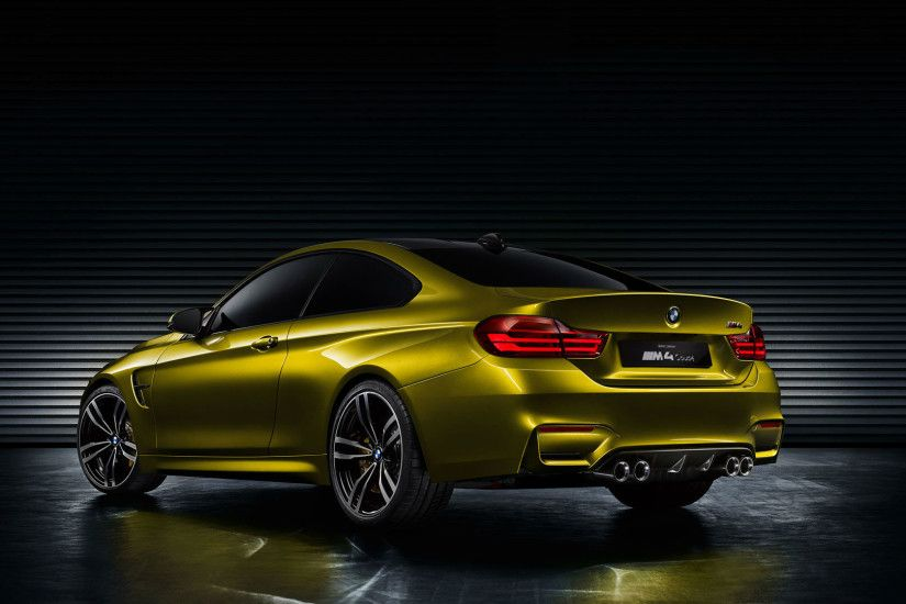 BMW ///M images BMW M4 (Golden) HD wallpaper and background photos