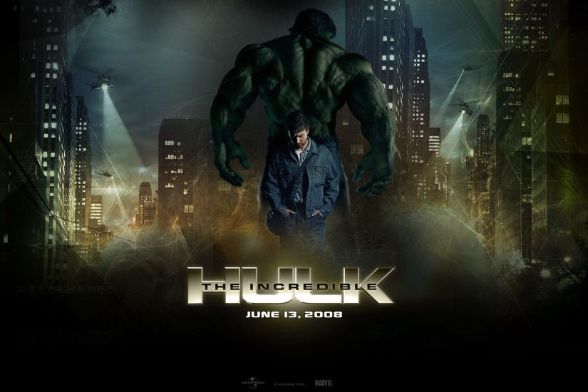 The Incredible Hulk Movie HD Wallpapers at http://www.hdwallcloud.com