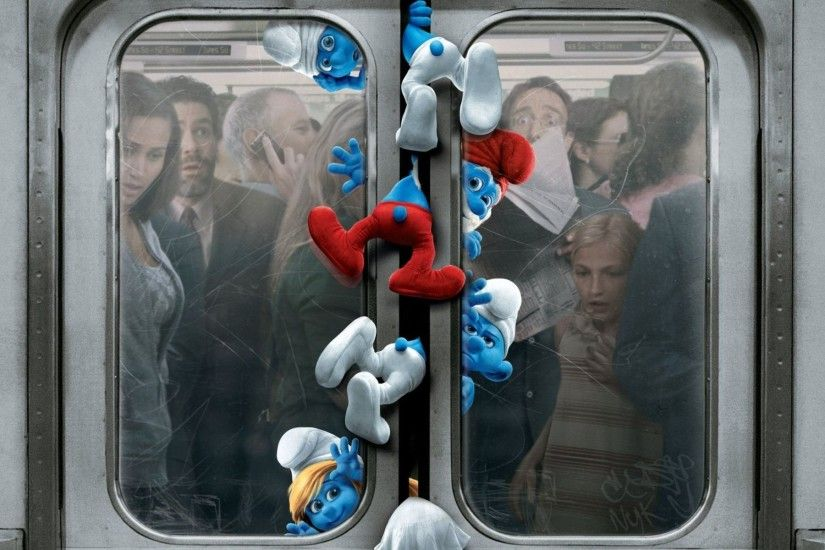 Movie - The Smurfs Wallpaper
