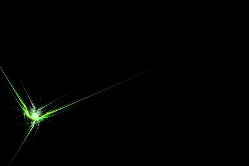 Neon green strands wallpaper - 1023732