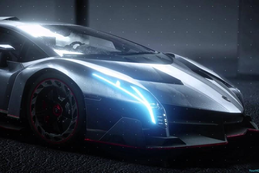 Lamborghini Veneno - Need For Speed Rivals Wallpaper