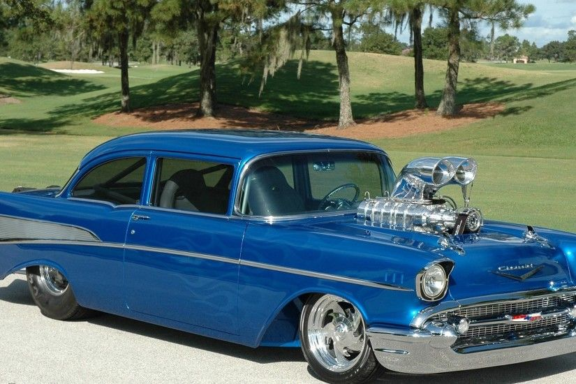 '57 Chevy Bel Air. '