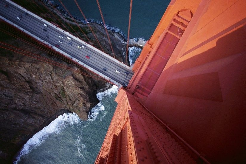 Amazing Golden Gate Wallpaper