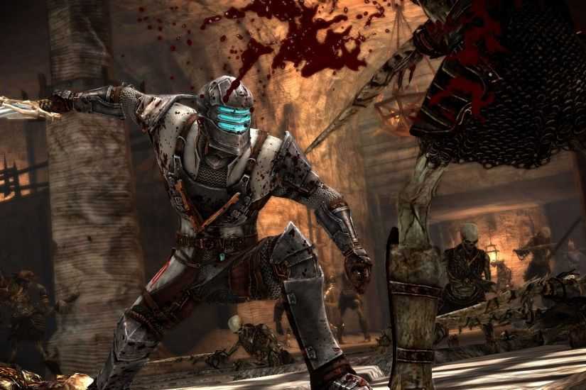 video Games, Dead Space 2 Wallpapers HD / Desktop and Mobile .