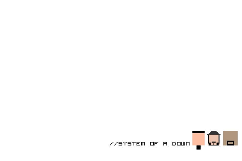 ... System of a Down Minimal 8 Bits by Derizeed