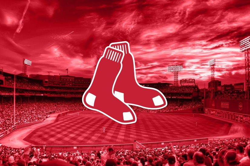 Cover of Boston Red Sox in HDQ Cover. 3840x2160 0.959 MB