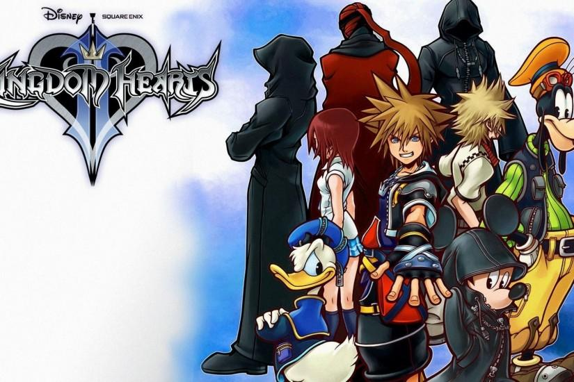 Kingdom Hearts 3 Wallpapers in HD