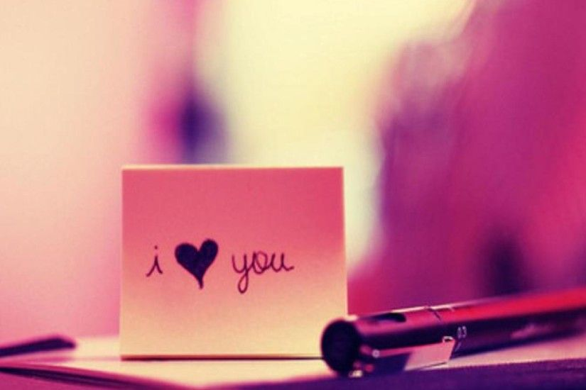 ... Cute I Love You Wallpapers HD Wallpaper of Love - hdwallpaper2013.com  ...