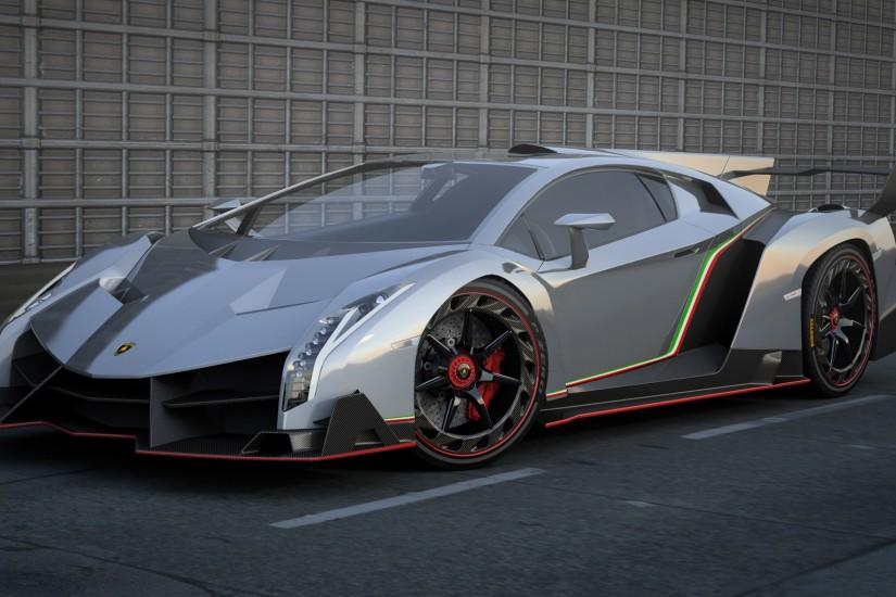 Free Download Lamborghini Veneno Picture.