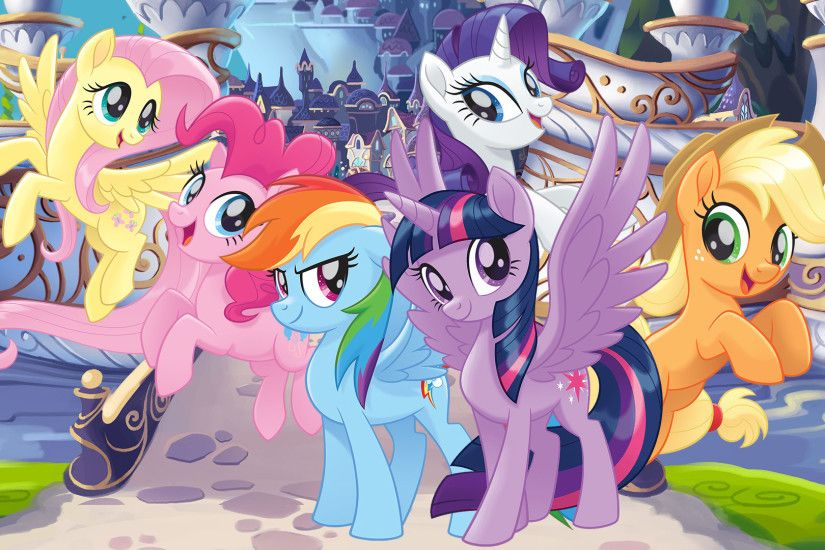 My Little Pony The Movie wallpaper