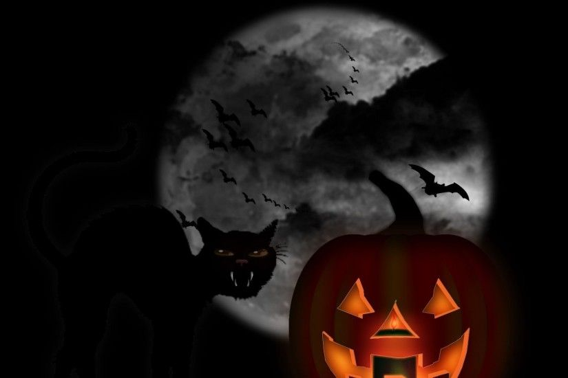 Halloween wallpaper - ... pic source
