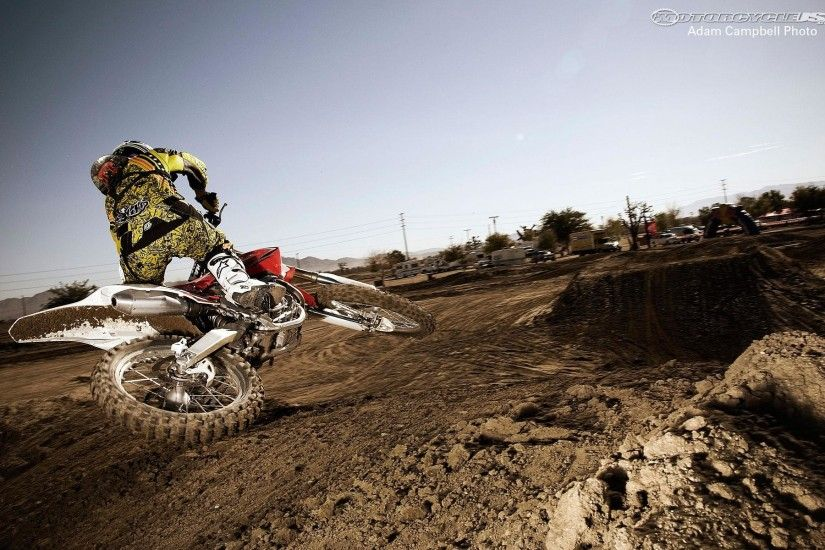 Motocross Bikes Wallpapers - Wallpaper Cave
