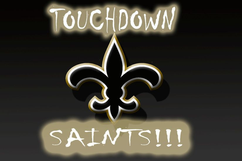 Touchdown Saints Desktop Computer Wallpaper Background And Animated GIF