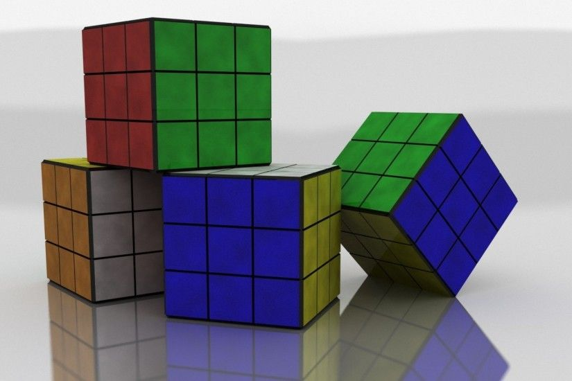 2048x1152 Wallpaper rubiks cube, colorful, size, shape