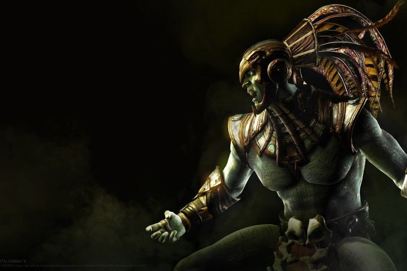 Kotal Scorpion Mortal Kombat X wallpapers (72 Wallpapers)