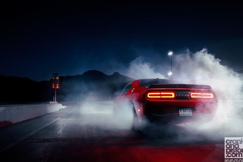... Dodge Challenger SRT Hellcat WALLPAPERS crankandpiston-8