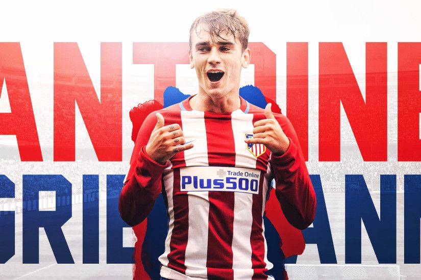 Antione Griezmann desktop wallpaper