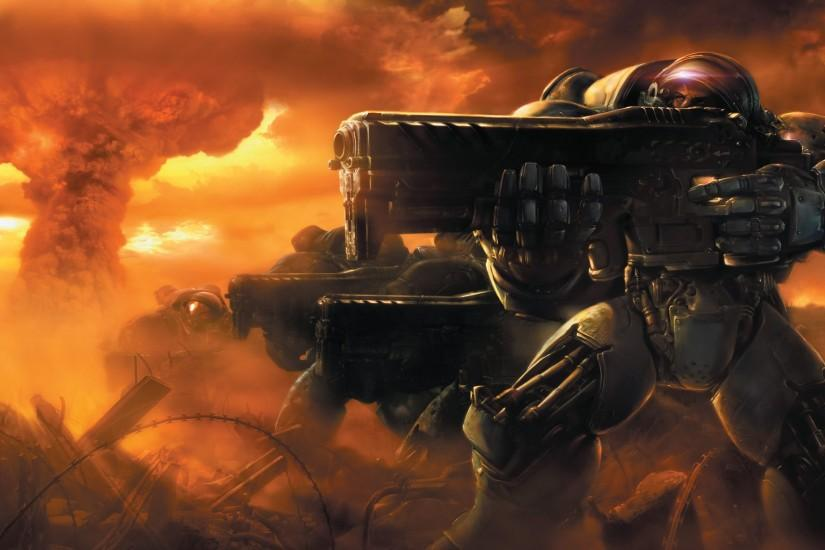 starcraft wallpaper 1920x1080 for mac
