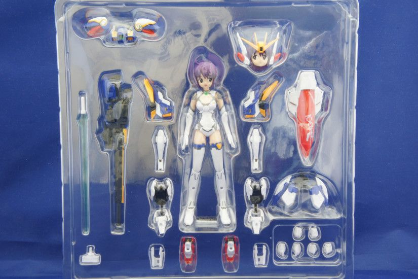 Armor Girls Project Mobile Suit Girl Gundam Wing EW (Kai):
