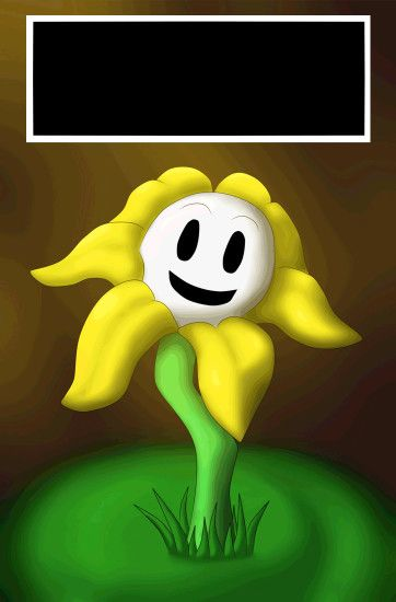 ... Flowey Pre-Battle Dialogue Fan Animation - YouTube ...