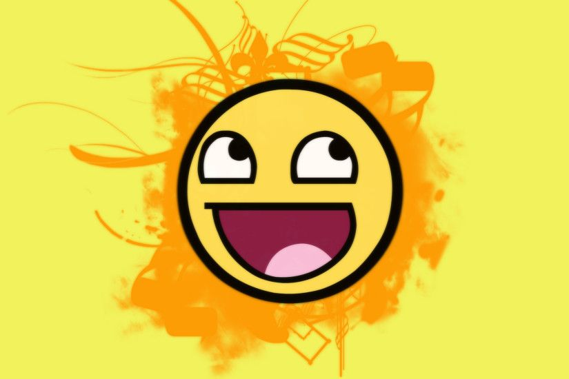 Epic Smiley Wallpaper by Xinimator on DeviantArt ...