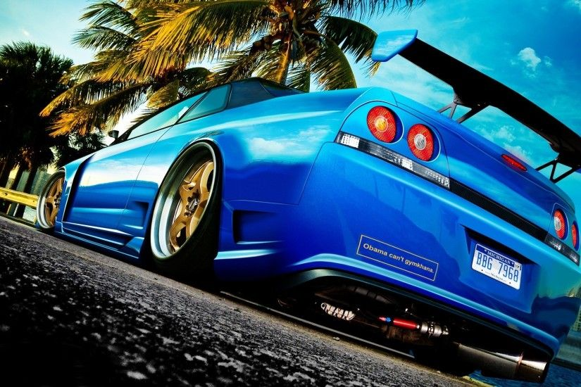 Nissan Skyline GT R R33, Nissan Skyline, Nissan, JDM Wallpapers HD /  Desktop and Mobile Backgrounds