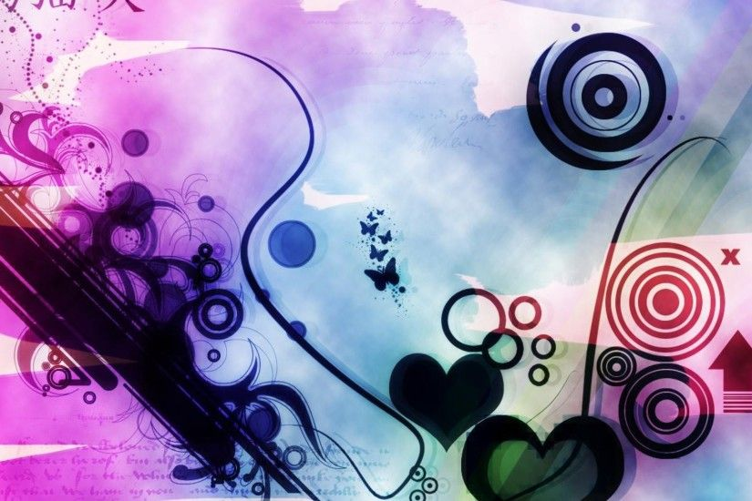 Abstract Love Background 658088