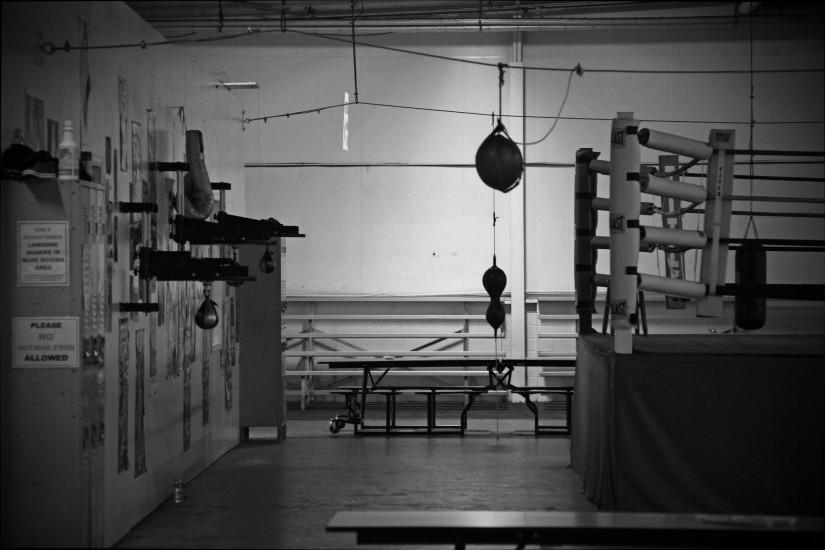 Empty Boxing Gym For - empty boxing gym.