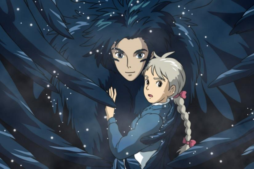 download free howls moving castle wallpaper 1920x1173 for tablet