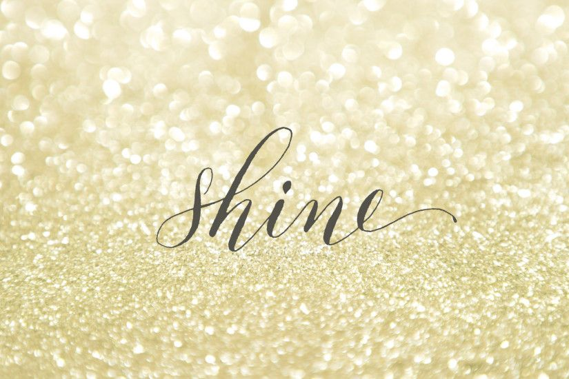 "Freebie Friday - ""Shine"" Calligraphy Wallpaper. Wallpaper BackgroundsLaptop  WallpaperDesktop ..."