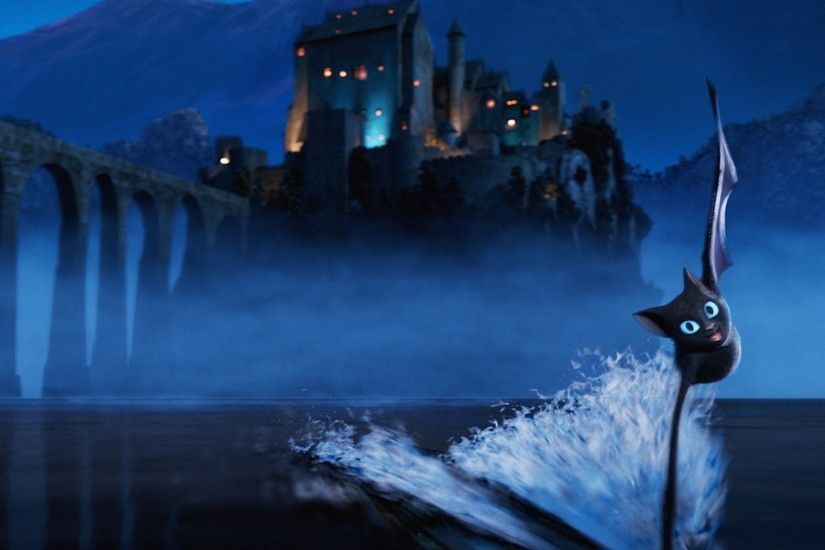 Hotel Transylvania HD wallpapers #19 - 1920x1080.