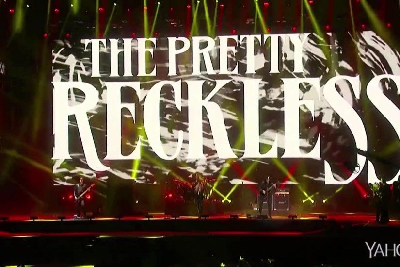 The Pretty Reckless - Since You're Gone - Las Vegas, 08/05/2015 (FULL HD  1080p) WebRip