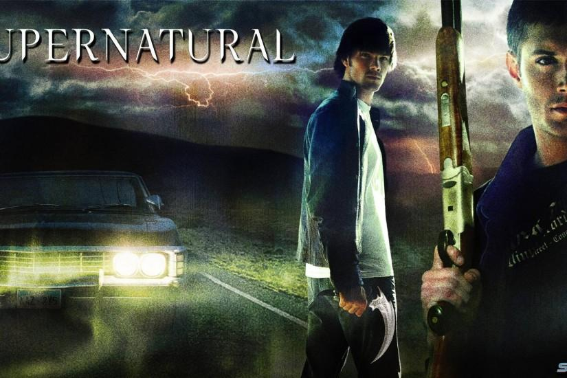Supernatural | George Spigot's Blog