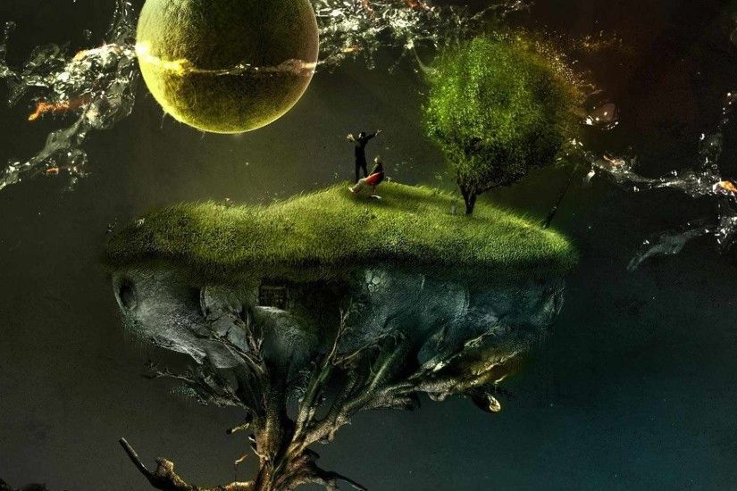 Surreal World by Rolan Gonzalez