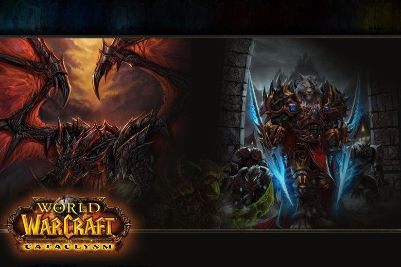 HD Wallpaper | Background ID:376899. 1920x1280 Video Game World Of Warcraft:  Cataclysm