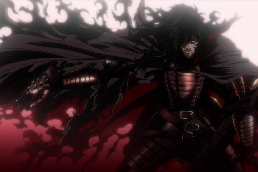 Alucard from Hellsing (Ultimate)