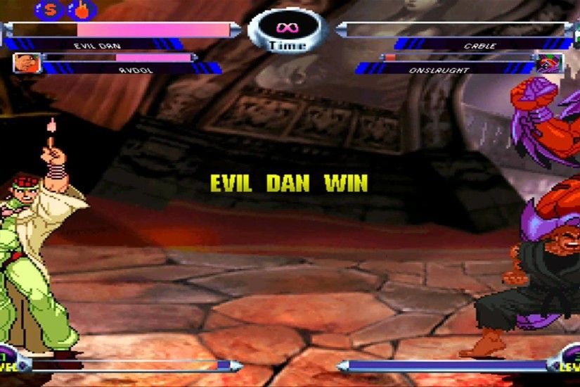 Marvel vs Capcom 2 vs DC 2012 HD MUGEN - Download the HD Edition Here -  YouTube