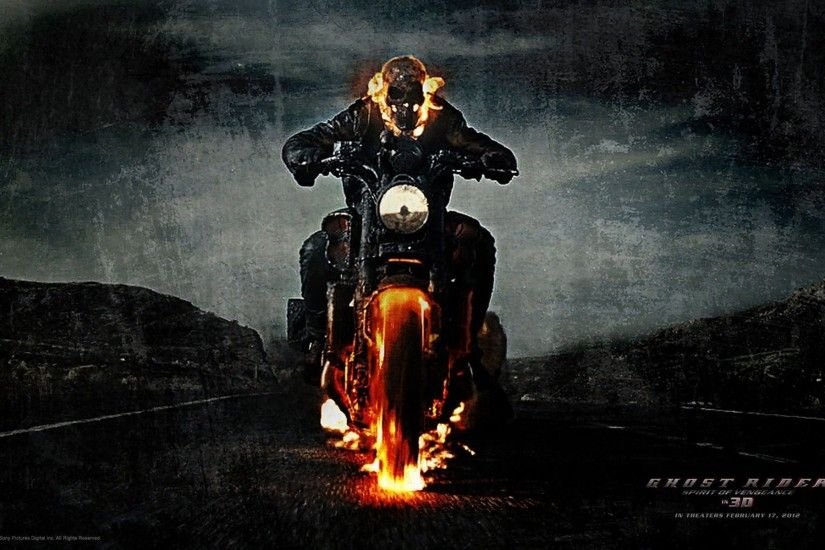 Ghost Rider HD Wallpapers (45 Wallpapers)