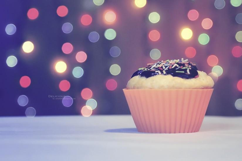 Shiny Cupcake Wallpaper, Fruits Wallpaper Wallpaper, hd phone .