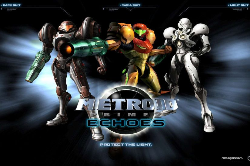 Video Game - Metroid Prime 2: Echoes Metroid Prime Wallpaper