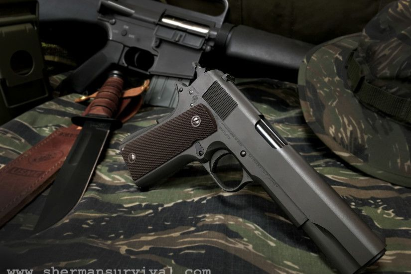 3010x1831 colt m1911 wallpapers - photo #9