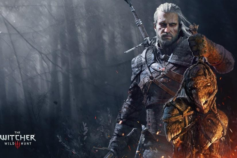 witcher wallpaper 1920x1080 for tablet